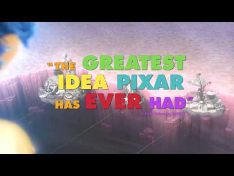 Disney/Pixar's Inside Out in Theatres Now!