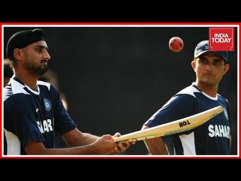 Harbhajan Singh And Sourav Ganguly Backs India