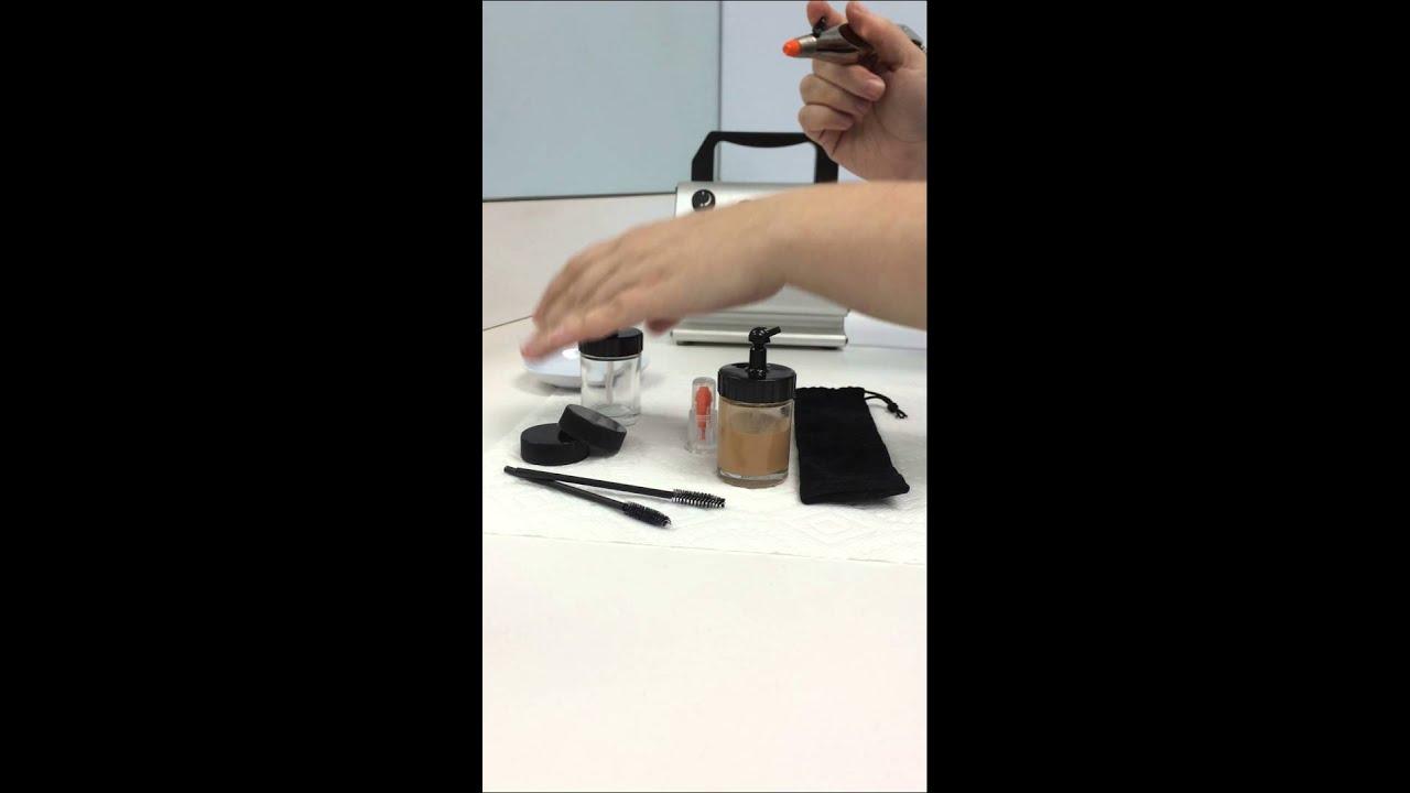 Airbrush Application