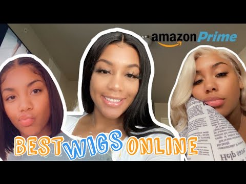 BEST WIGS ON AMAZON 😍| YouKnowDrea