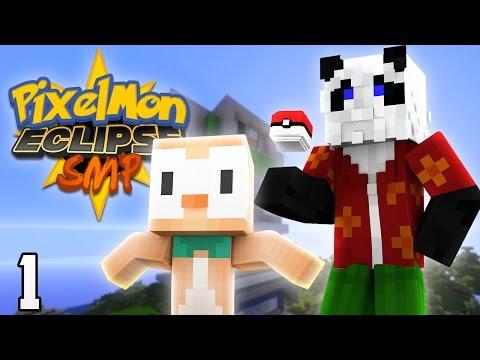"""Minecraft Pixelmon Eclipse: Ep 1 - """"ROWLET'S QUEST"""" (Pixelmon 1.8 Survival)"""