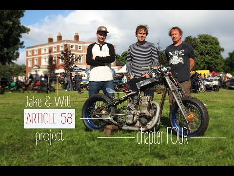 """""""Article 58' Bike Build Project - Chapter FOUR"""