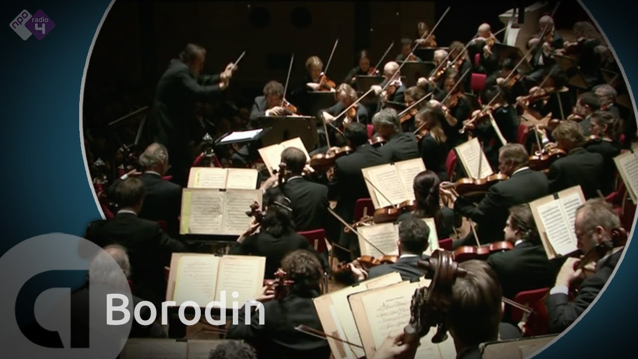 Borodin: Second Symphony - Royal Concertgebouw Orchestra - Concert HD