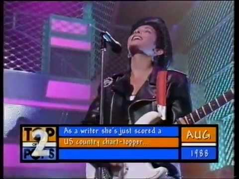 Jane Wiedlin - Rush Hour - Top Of The Pops - Thursday 25th August 1988