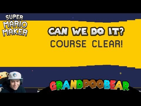 For The People! And The Dogs! 100 Man Super Expert: Mario Maker