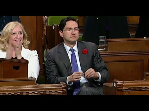 Owned! Poilievre Drops The Mic On Morneau