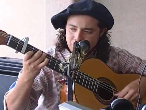 Nicolás Membriani en Radio Jesús María