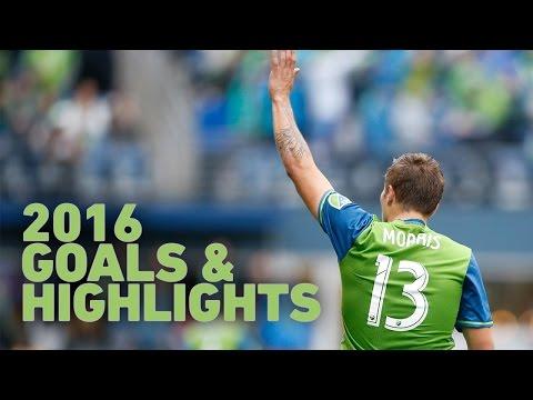 Jordan Morris 2016 MLS Goals & Highlights