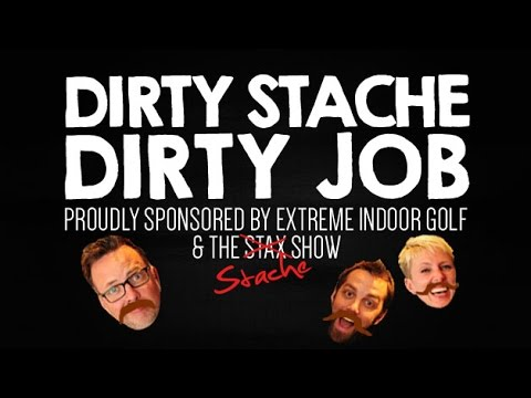 Dirty Stache, Dirty Jobs: SARI Therapeutic Riding