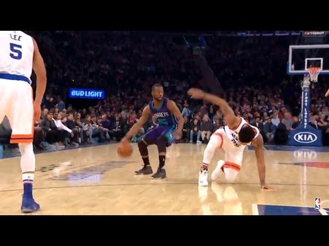 NBA Best Crossovers of the 2016-17 Season!