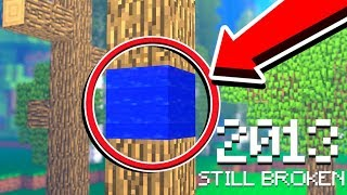 25 OLD Minecraft Glitches That STILL WORK