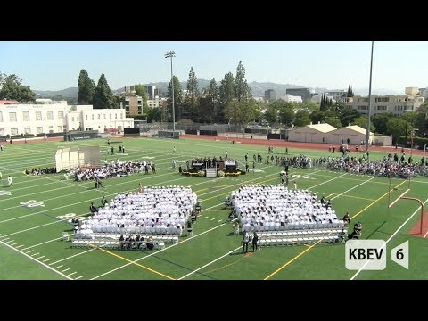 Beverly Hills High School Class of 2018 Graduation Ceremony