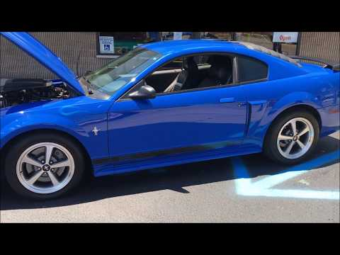 2003 FORD MUSTANG MACH1 FOR SALE - YouTube