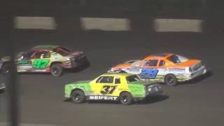 Lakeside Speedway USRA Nationals Thursday B-Mod & Stock Car Features