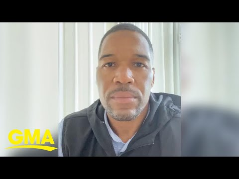 Michael Strahan posts moving video on Instagram about George Floyd protests   GMA Digital