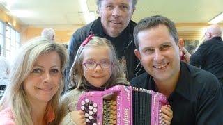 Madlyn 6 ans – Madlyn accordéon- TOP ACCORDÉON – Ma 1ère télévision- Accordéon enfant – Jeune talent