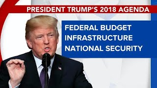 Video Pres. Trump says he's working on 2018 agenda download MP3, 3GP, MP4, WEBM, AVI, FLV September 2018