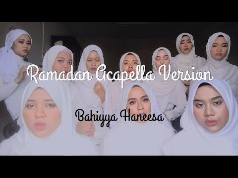 Maher Zain – Ramadan (Acapella Cover By Bahiyya Hanessa)