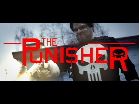 Marvel's The Punisher- Netflix Series Preview (Spoof)