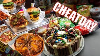 ULTIMATE CHEATDAY OF THE YEAR!