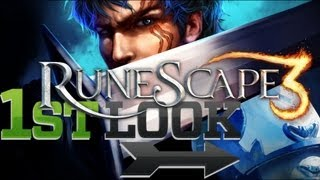 RuneScape 3 - First Look: Then & Now!