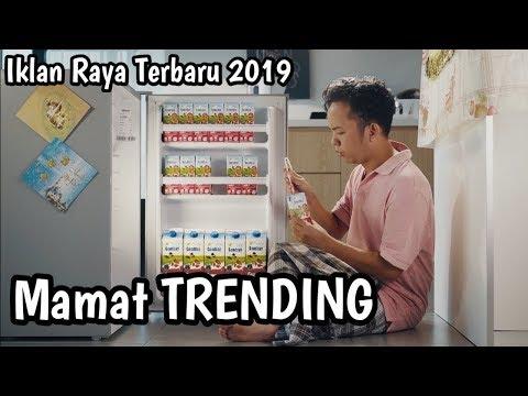 IKLAN RAYA GOODDAY 2019 :  MAMAT TRENDING KEEP IT REAL