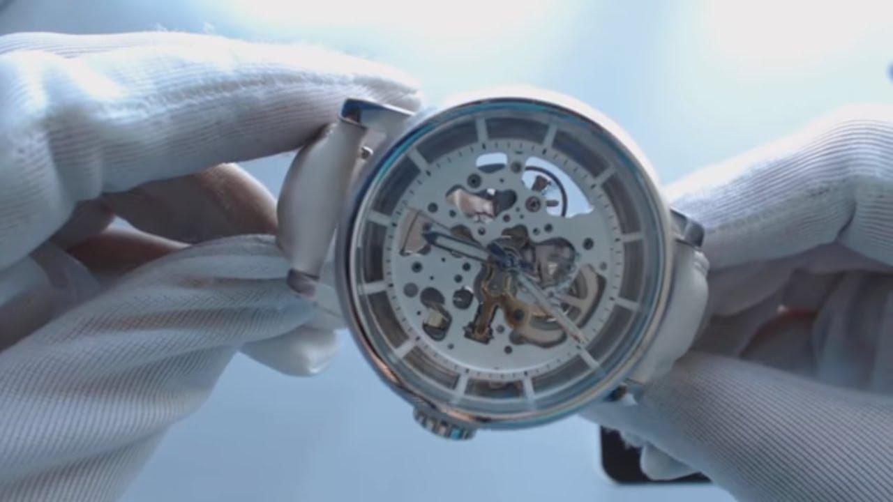 Women's Fossil Original Boyfriend Automatic Watch ME3069