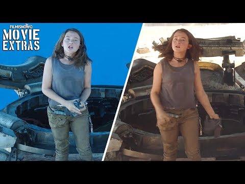 PACIFIC RIM UPRISING | VFX Breakdown by DNEG (2018)