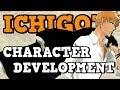Ichigo Kurosaki's Character Development In BLEACH!