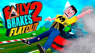 Faily Brakes 2 (by Spunge Games) Gameplay Walkthrough (Android)