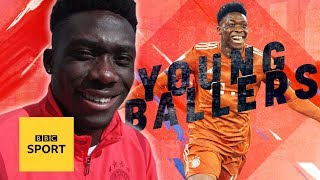 Alphonso Davies: Former refugee's journey to rising Bayern Munich star | Young Ballers