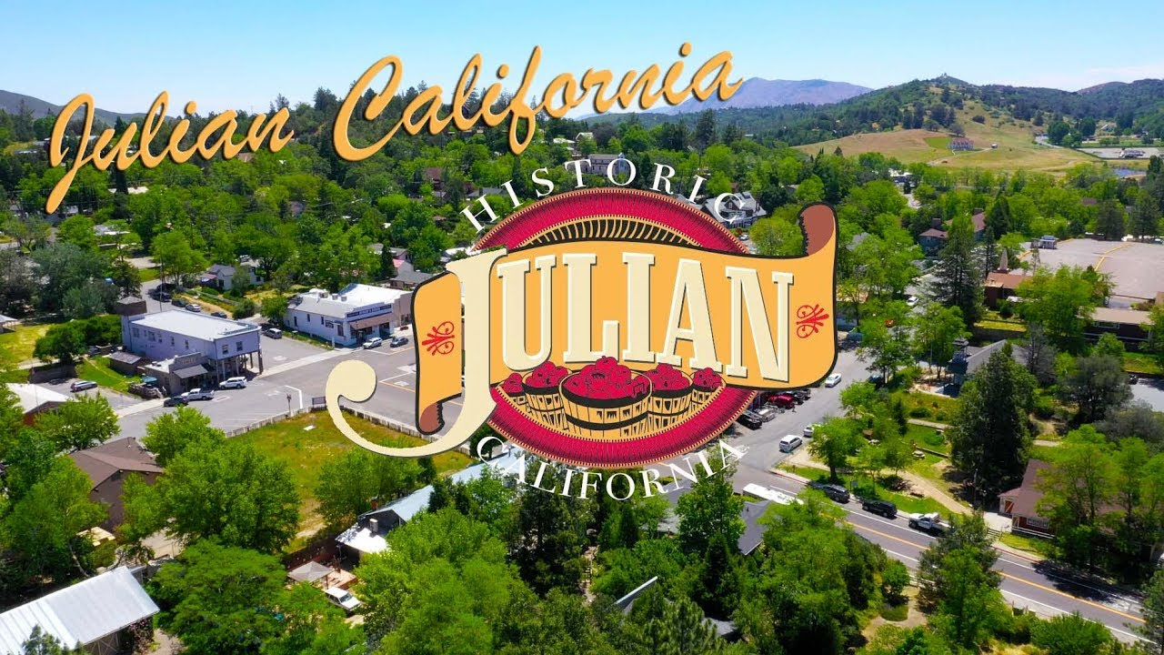 Visit Julian California - Your Definitive Julian Resource -