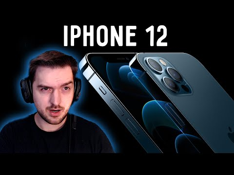 Обзор? РЕАКЦИЯ НА iPhone 12 – Apple