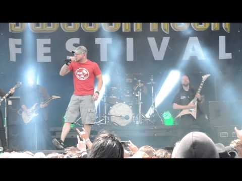 All That Remains - Now Let Them Tremble/For We Are Many, Sweden Rock 2015