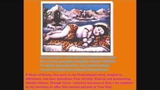 Shiva Mahimna Stotram (with lyrics and translation) part 3 of 3