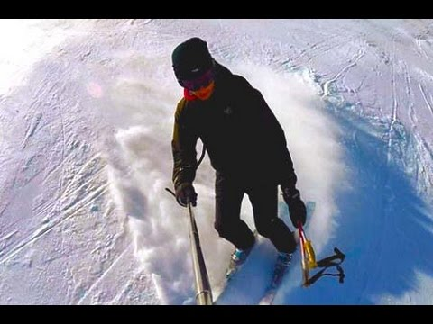 France Serre Chevalier Skiing 2015 -March