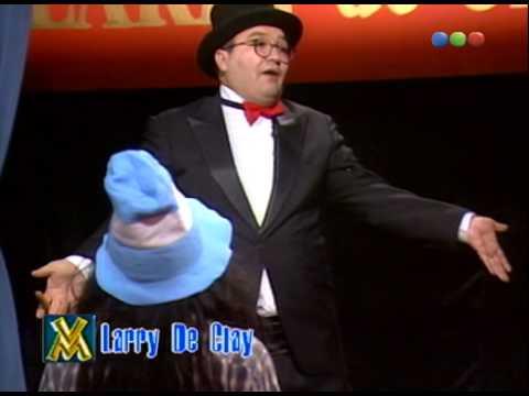 Larry y Gorriti, el Príncipe de las calorías - Videomatch 98