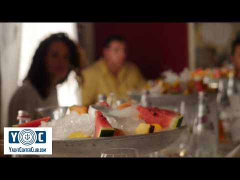 Yacht Center Club - video 2 - MEETING - 28/29 August 2015 - meeting before lunch