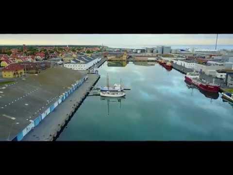 / Skagen Harbour - Dji Mavic Pro