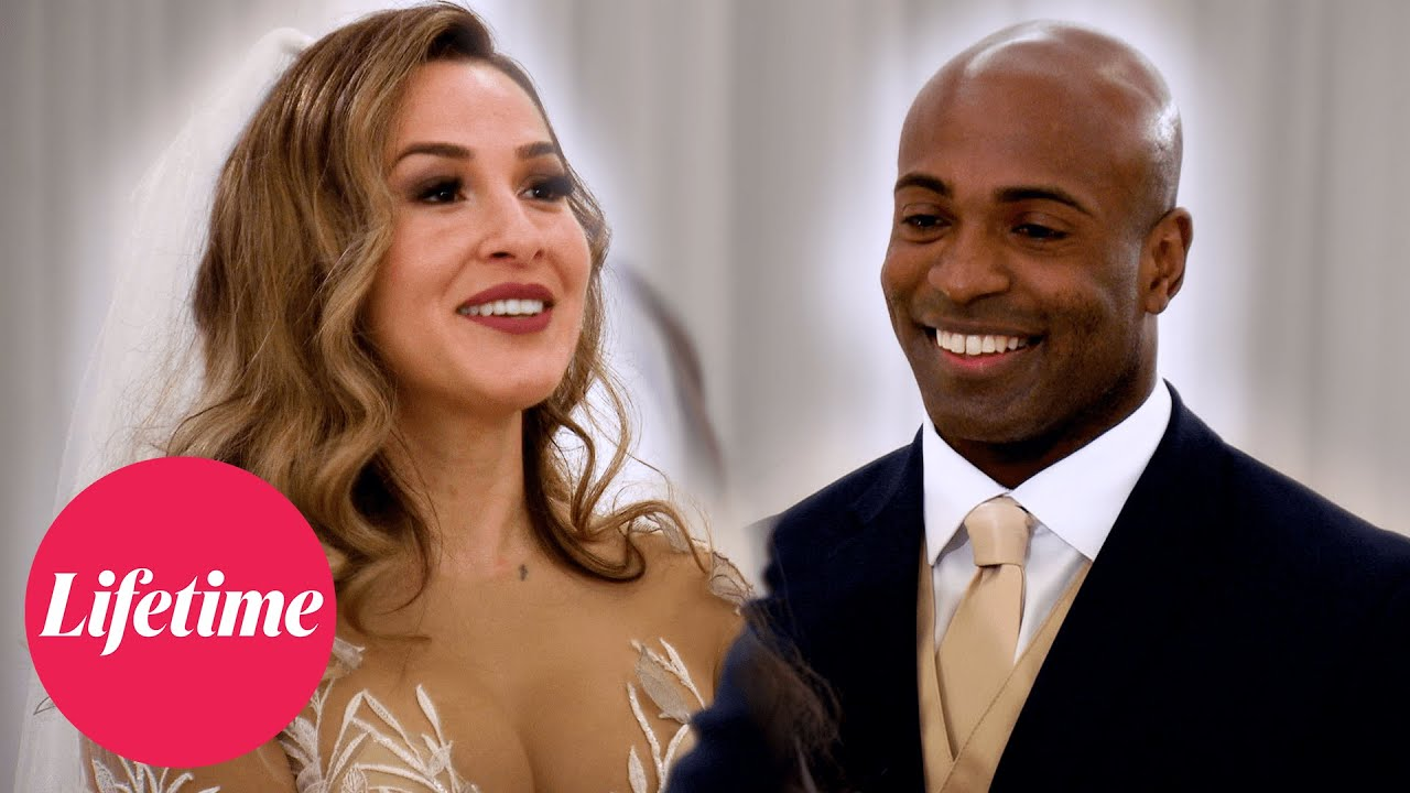 Myrla and Gil Get MARRIED! - Married at First Sight (Season 13, Episode 2)   Lifetime