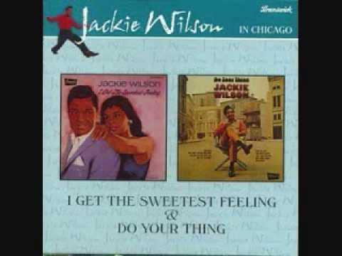 Jackie Wilson Don't Go To Strangers