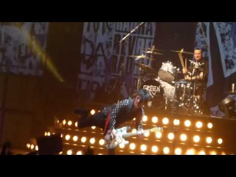 Green Day - Hitchin a Ride @ Barclays Center, Brooklyn NY 2017