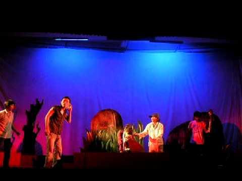 Trích đoạn nợ đời vay trả, sinh viên khoa sân khấu - ĐA - múa