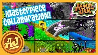 Masterpiece Collab! | Animal Jam & Play Wild