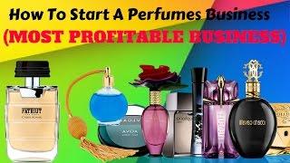 How to start a retail perfume business |  perfume business in pakistan | perfume making[Urdu/Hindi]