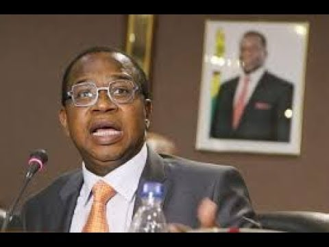Road to Davos Presentation by Prof Mthuli Ncube