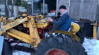 Заводим трактор 🚜  2я серия