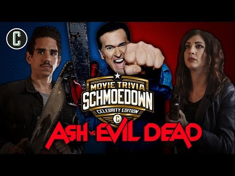 Movie Trivia Schmoedown: Celebrity Edition - The Cast of 'As