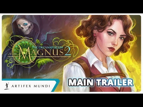 The Dreamatorium of Dr. Magnus 2 Official Trailer
