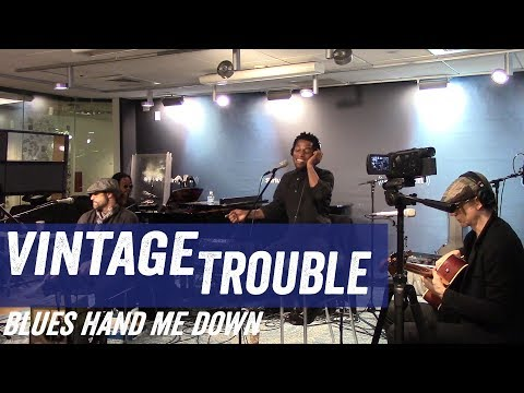 Vintage Trouble - Blues Hand Me Down - Jim Norton & Sam Roberts